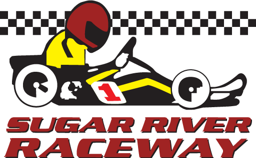 graphic about Race Track Printable referred to as Printable Race Program - Sugar River Raceway Move Kart Race