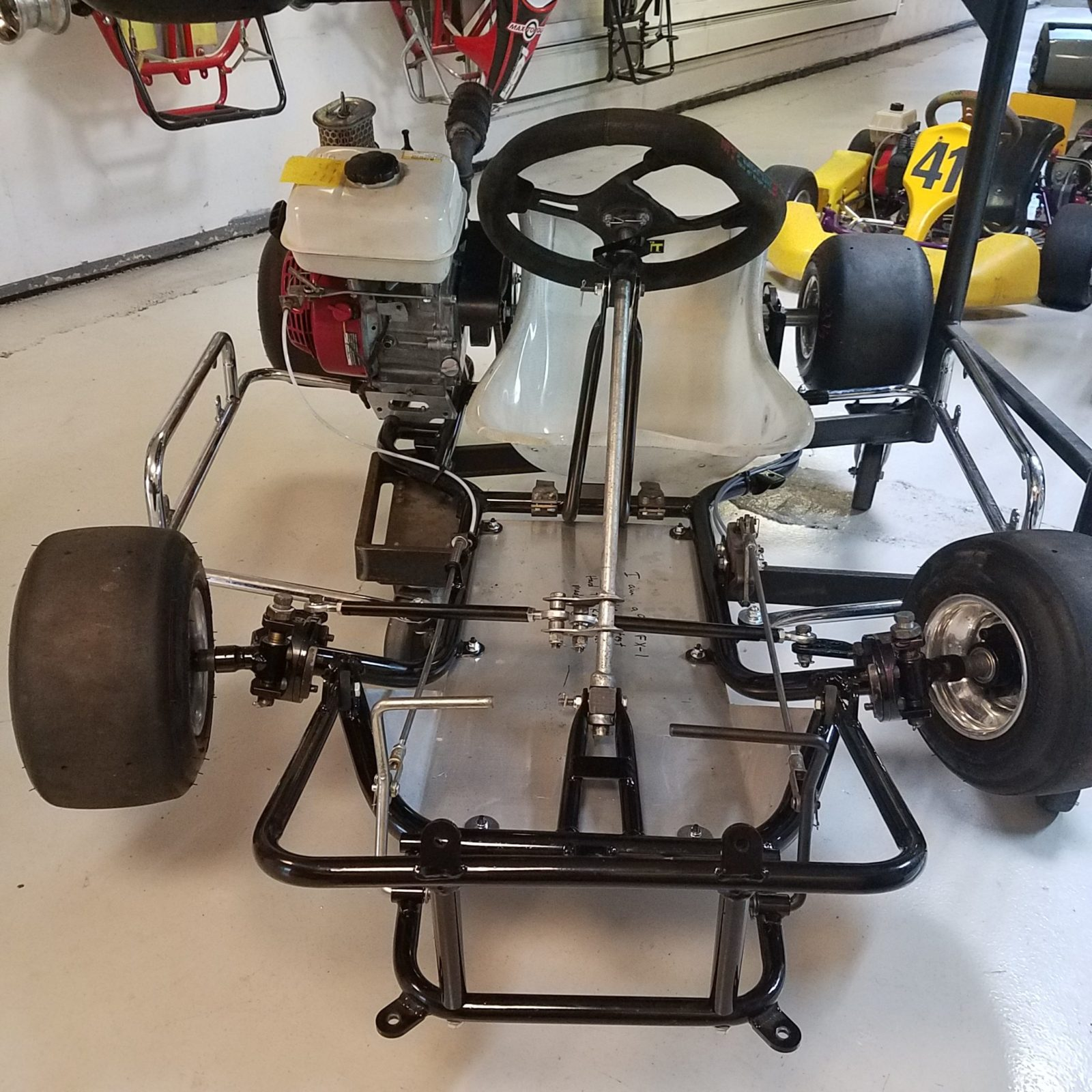 Used Go Karts for Sale - Sugar River Raceway | Go Kart Race