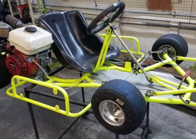 Maxam-neon-yellow-honda-kar-right-side