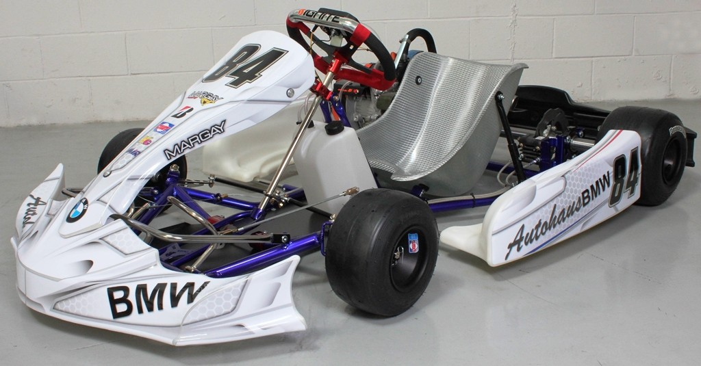 New-Kart-Margay-Ignite-K3-2017-Kart-Show-Kart
